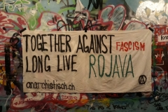 To defend Rojava is to be an anti fascist